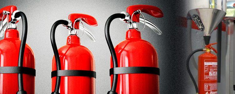 Você sabe qual é a importância dos extintores de incêndio?